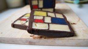 The Mondrian cake: part3